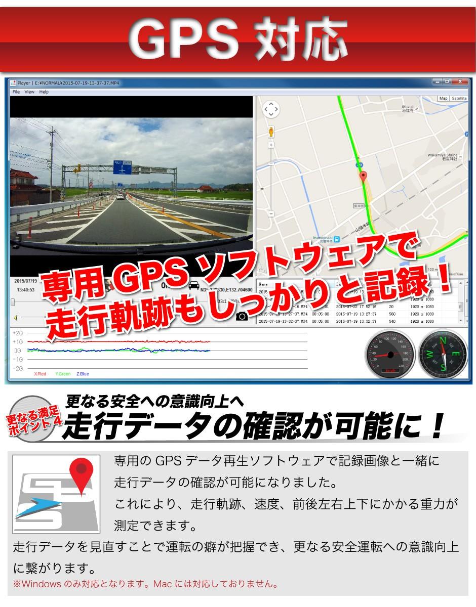 GPS対応