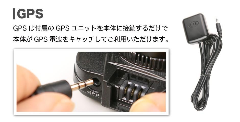 GPS取り付け方法