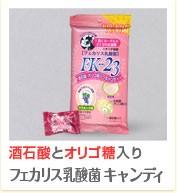 FK23フェカリス乳酸菌キャンディー