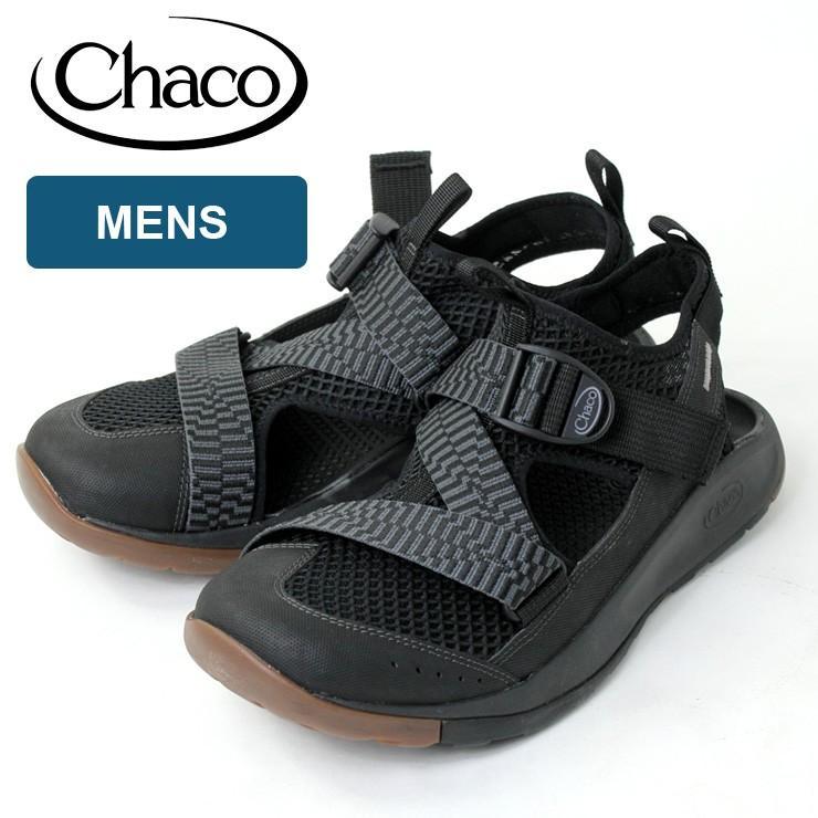 チャコ サンダル Chaco メンズ オデッセイ ブラック サンダル ODYSSEY 26.0cm 27.0cm 28.0cm アウトドア キャンプ protocol 08