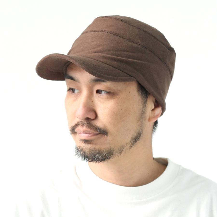 帽子 メンズ キャップ 秋冬 大きいサイズ スウェット ワークキャップ|protocol|18