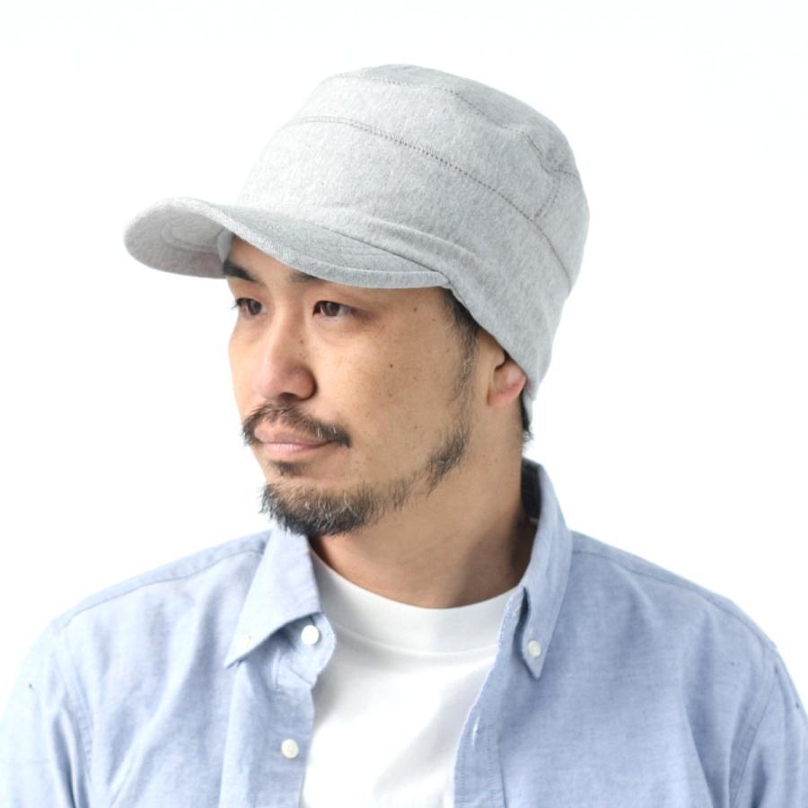 帽子 メンズ キャップ 秋冬 大きいサイズ スウェット ワークキャップ|protocol|19