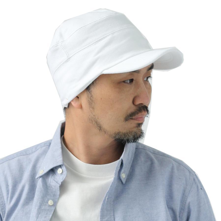 帽子 メンズ キャップ 秋冬 大きいサイズ スウェット ワークキャップ|protocol|21