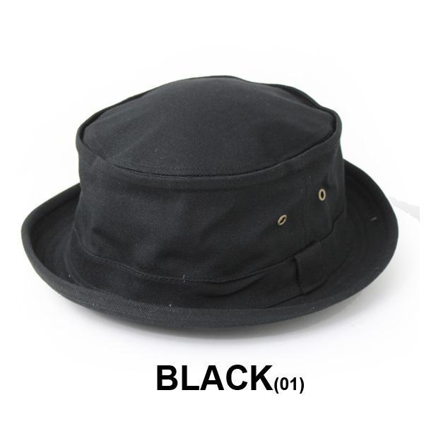 ポークパイハット メンズ レディース 大きいサイズ 無地 デニム ポークパイ 大きめ ハット 帽子 デニムハット|protocol|11