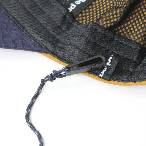 キャンプ 帽子 キャップ メンズ レディース Be PROOF コットンナイロン 6パネル CAP / アウトドア 帽子 ガーデニング 紫外線対策 父の日 おまけ付き