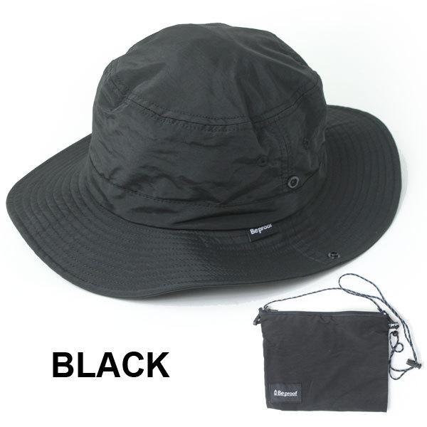 キャンプ 帽子 ハット Be PROOF コットンナイロン アドベンチャーハット / アウトドア ガーデニング 紫外線対策 / 送料無料 protocol 11