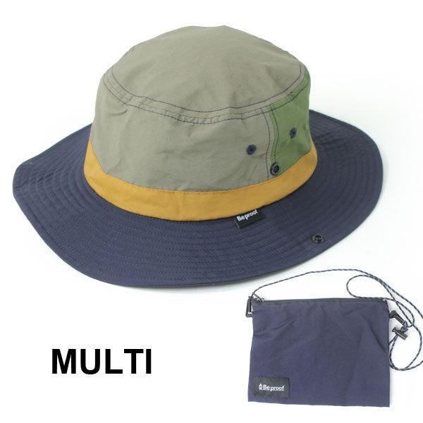 キャンプ 帽子 ハット Be PROOF コットンナイロン アドベンチャーハット / アウトドア ガーデニング 紫外線対策 / 送料無料 protocol 14
