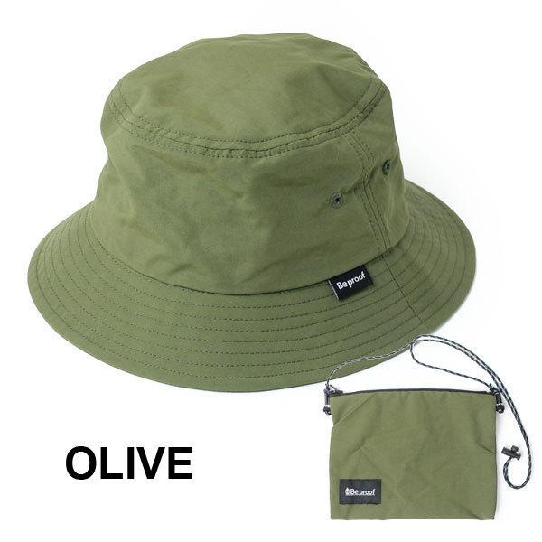 キャンプ 帽子 ハット Be PROOF コットンナイロン バケットハット / アウトドア 帽子 ガーデニング 紫外線対策 / 送料無料|protocol|13