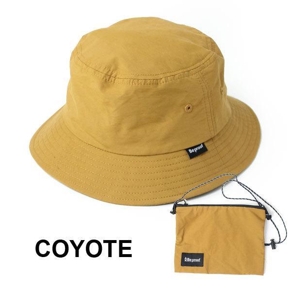 キャンプ 帽子 ハット Be PROOF コットンナイロン バケットハット / アウトドア 帽子 ガーデニング 紫外線対策 / 送料無料|protocol|14