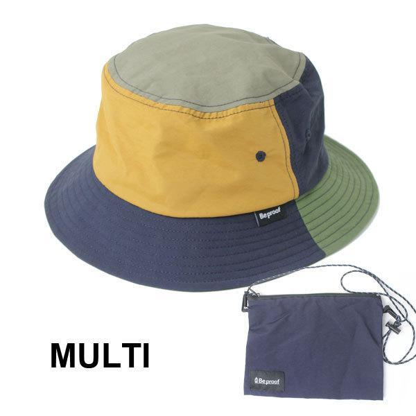 キャンプ 帽子 ハット Be PROOF コットンナイロン バケットハット / アウトドア 帽子 ガーデニング 紫外線対策 / 送料無料|protocol|15