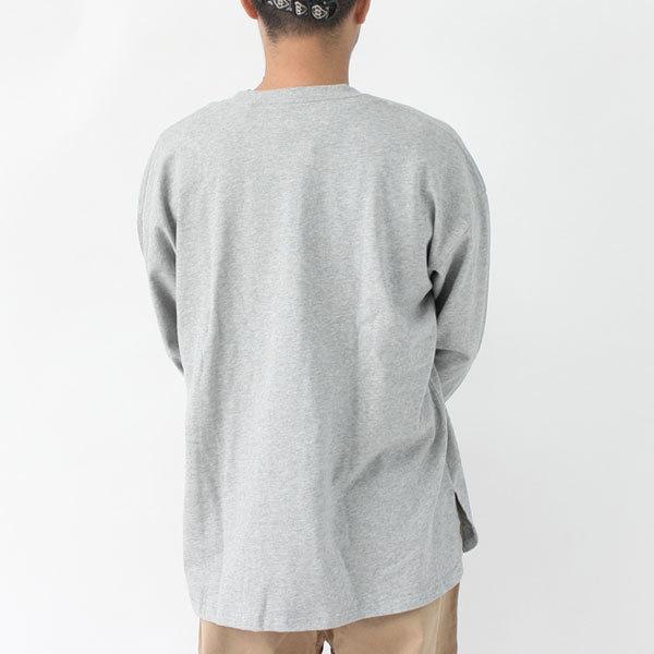 ジムマスター tシャツ ロング ジムマスター gym master 7.2oz ビッグ ロンTee G733632 メンズ トップス 無地 長袖 大きいサイズ コットン
