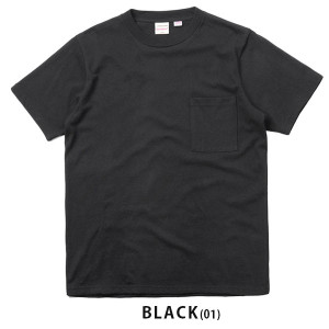 グッドウェア tシャツ メンズ 半袖 Goodwear USAコットン ポケット TEE 2W7-2500 春 夏 無地 定番 大きいサイズ 送料無料|protocol|18
