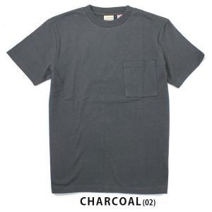 グッドウェア tシャツ メンズ 半袖 Goodwear USAコットン ポケット TEE 2W7-2500 春 夏 無地 定番 大きいサイズ 送料無料|protocol|20