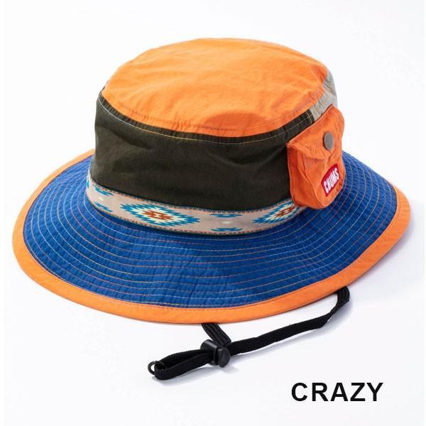 ac08a0540c60f チャムス キッズ 帽子 CHUMS フェスハット 男の子 女の子 子供 小学生 UV ...