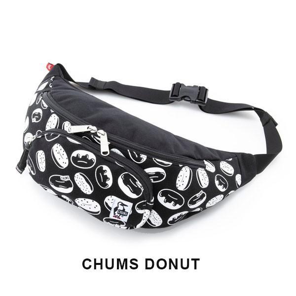 CHUMS チャムス ボディバッグ ショルダーバッグ Fanny Pack Sweat Nylon ファニーパックスウェットナイロン CH60-2677|protocol|17