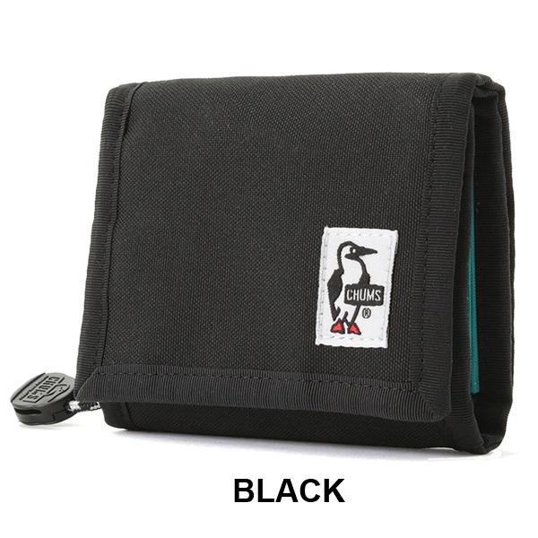チャムス 財布 二つ折り CHUMS リサイクルマルチウォレット ウォレット CH60-3141 カード ケース ポケット 鍵 財布 定期|protocol|06