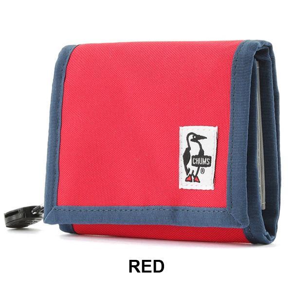 チャムス 財布 二つ折り CHUMS リサイクルマルチウォレット ウォレット CH60-3141 カード ケース ポケット 鍵 財布 定期|protocol|07