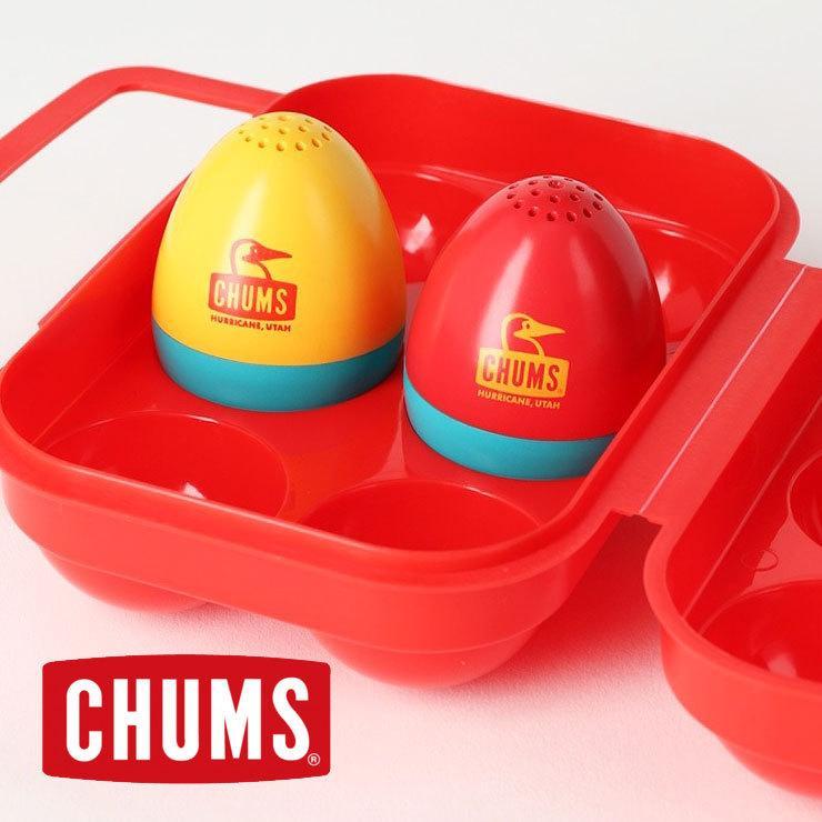 チャムス キャンプ用品 CHUMS ブービーエッグソルト&ペッパー キッチンアクセサリー CH62-1456|protocol|06