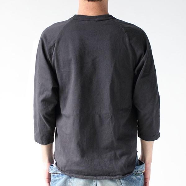 7分袖tシャツ メンズ おしゃれ ワラワラスポーツ 7分袖tシャツ WALLA WALLA SPORT 3/4 七分袖 Tシャツ 秋 冬 秋冬