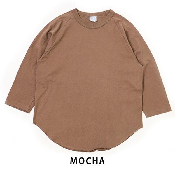7分袖tシャツ メンズ おしゃれ ワラワラスポーツ 7分袖tシャツ WALLA WALLA SPORT 3/4 七分袖 Tシャツ 秋 冬 秋冬|protocol|20