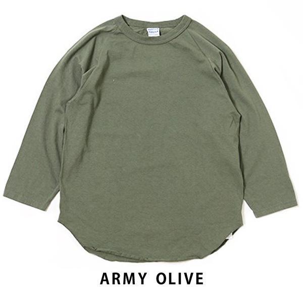 7分袖tシャツ メンズ おしゃれ ワラワラスポーツ 7分袖tシャツ WALLA WALLA SPORT 3/4 七分袖 Tシャツ 秋 冬 秋冬|protocol|17