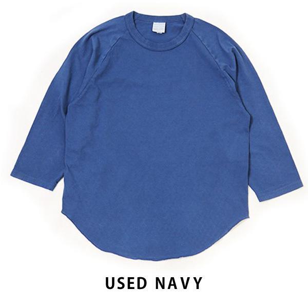 7分袖tシャツ メンズ おしゃれ ワラワラスポーツ 7分袖tシャツ WALLA WALLA SPORT 3/4 七分袖 Tシャツ 秋 冬 秋冬|protocol|19