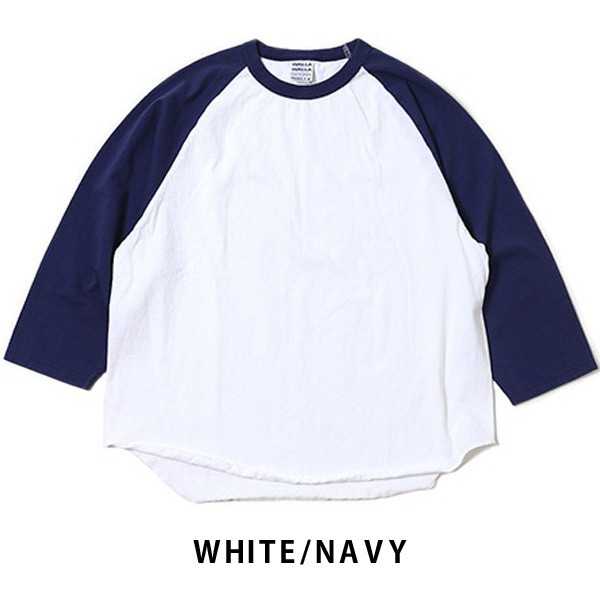 7分袖tシャツ メンズ おしゃれ ワラワラスポーツ 7分袖tシャツ WALLA WALLA SPORT 3/4 七分袖 Tシャツ 秋 冬 秋冬|protocol|16