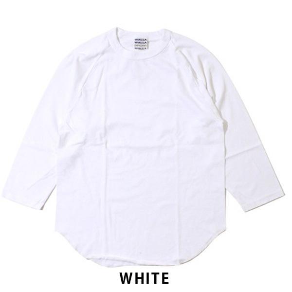 7分袖tシャツ メンズ おしゃれ ワラワラスポーツ 7分袖tシャツ WALLA WALLA SPORT 3/4 七分袖 Tシャツ 秋 冬 秋冬|protocol|13