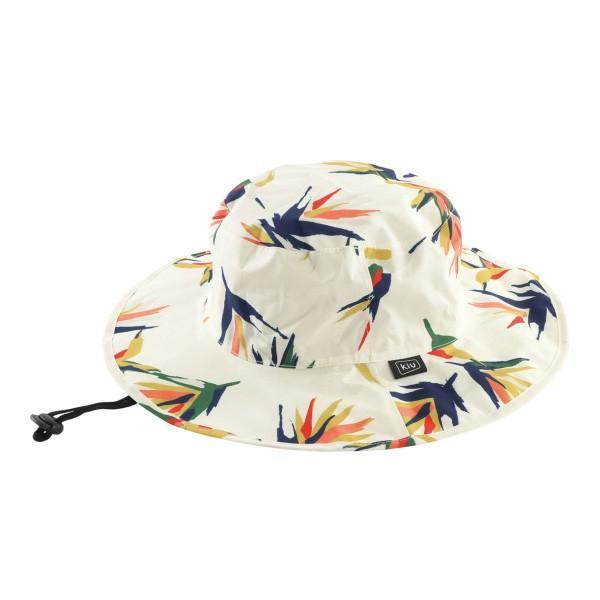 キャンプ 服装 女子 春 サファリハット 撥水 レディース 帽子 メンズ Kiu キウ フェス K85 protocol 15