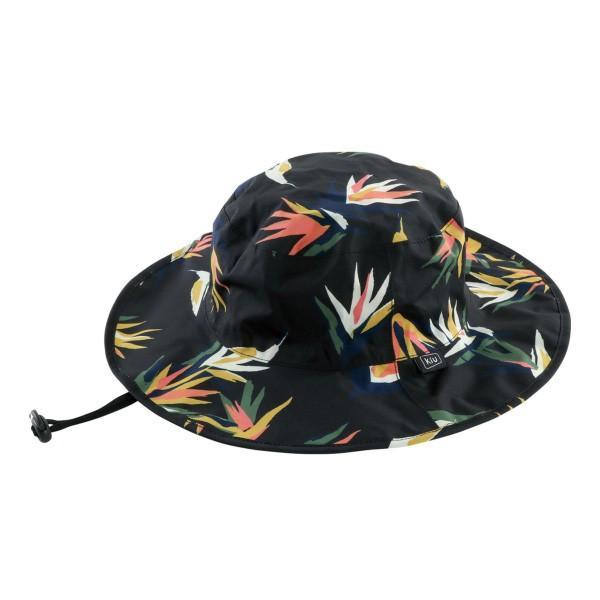 キャンプ 服装 女子 春 サファリハット 撥水 レディース 帽子 メンズ Kiu キウ フェス K85 protocol 16