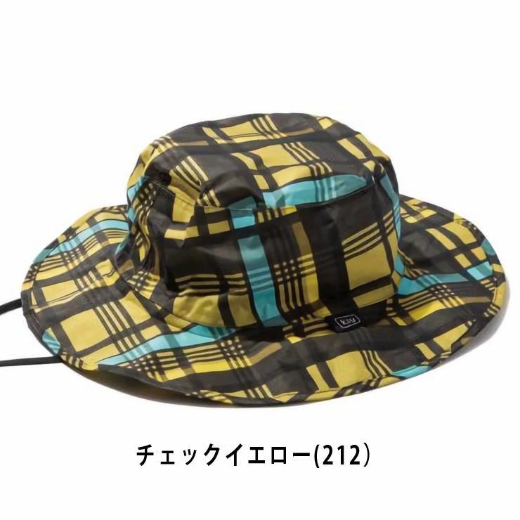キャンプ 服装 女子 春 サファリハット 撥水 レディース 帽子 メンズ Kiu キウ フェス K85 protocol 25