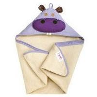 新生児から2歳くらいまでのお子さまが使いやすいフーディタオル キッズ&ベビー 寝具 3sprouts(スリースプラウツ) フーディタオル