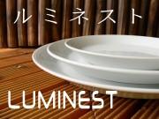 アラビアのイッタラに似てる白い食器 ルミネスト カフェ食器 北欧風 激安業務用食器