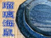 和食器 瑠璃海鼠 カフェ食器 美濃焼 激安業務用食器