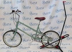 DS-800AKI 自転車横置き