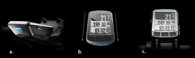 wahoo(ワフー)ELEMNT BOLT(エレメントボルト)GPSサイクルコンピューター