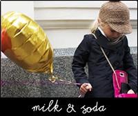 ミルク&ソーダ