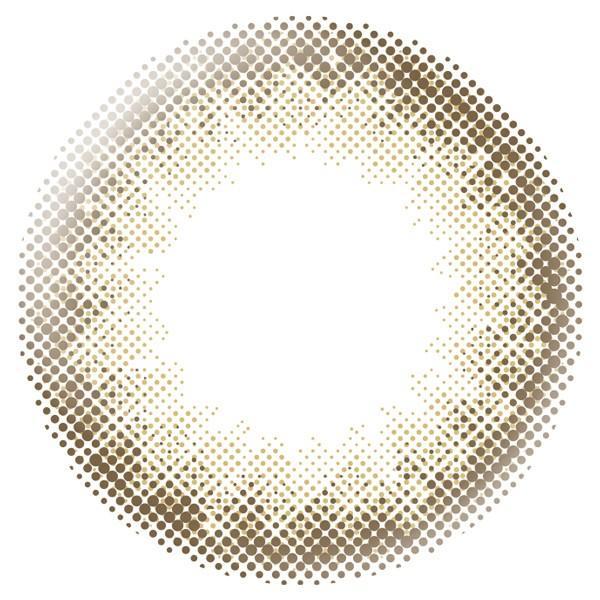 【クーポン利用で10%OFF】エルージュ erouge (1箱6枚入り)( 送料無料 2週間 あすつく カラコン 2week カラコンエルージュ )|queeneyes|15