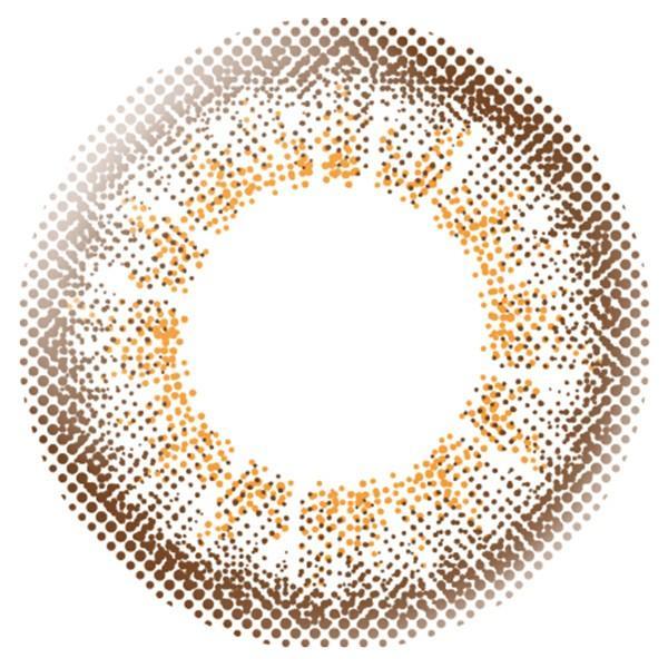 【クーポン利用で10%OFF】エルージュ erouge (1箱6枚入り)( 送料無料 2週間 あすつく カラコン 2week カラコンエルージュ )|queeneyes|17