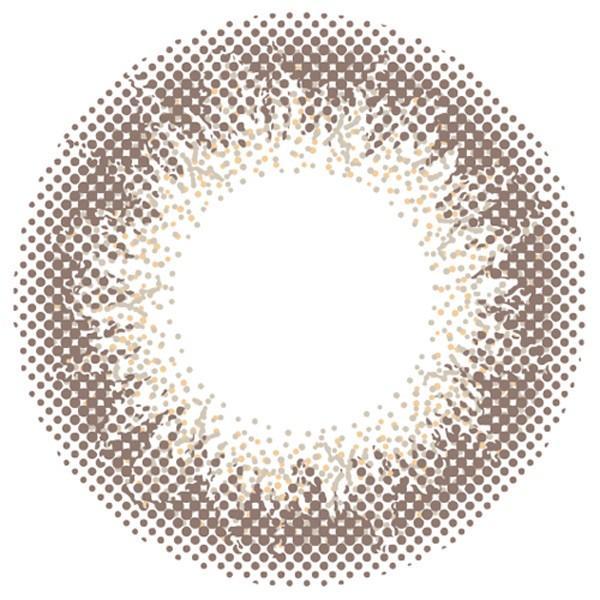 【クーポン利用で10%OFF】アンヴィ envie 梨花(1箱30枚入り)( 送料無料 ワンデー カラコン カラーコンタクト あすつく )|queeneyes|08