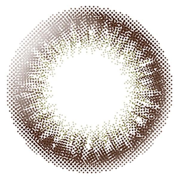 【クーポン利用で10%OFF】【10枚】エバーカラーワンデー モイストレーベル / ルクアージュ 沢尻エリカ  (1箱10枚入り)( カラコン 送料無料 エバーカラー ) queeneyes 33