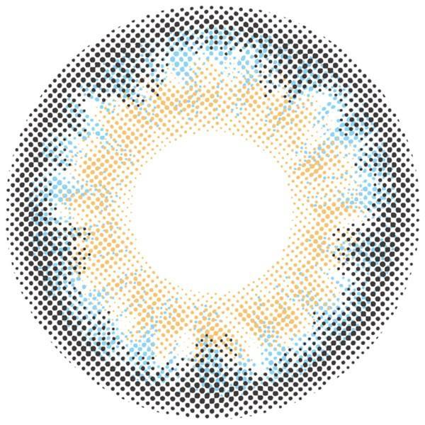 リルムーン ワンデー(1箱10枚入り)( 送料無料 リルムーン カラコン ワンデー ワンデーカラコン 1day LILMOON 1DAY 度あり 度なし )|queeneyes|04