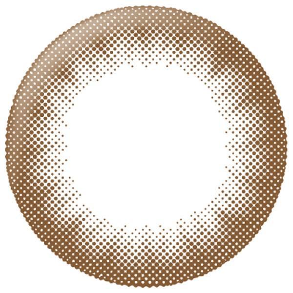 リルムーン ワンデー(1箱10枚入り)( 送料無料 リルムーン カラコン ワンデー ワンデーカラコン 1day LILMOON 1DAY 度あり 度なし )|queeneyes|10