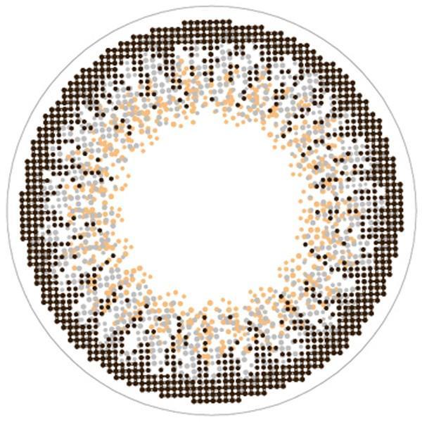 【10枚】倖田來未 loveil ラヴェール (1箱10枚入り)( カラコン 送料無料 あすつく ワンデー 度あり カラーコンタクト フチなし 1day ワンデーカラコン )|queeneyes|23
