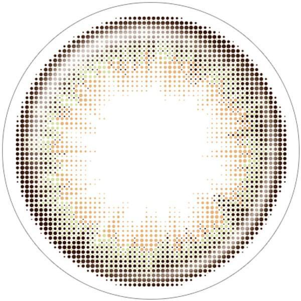 【クーポン利用で20%OFF】ラルムモイスチャーUV LARME(1箱10枚入り)( あすつく 送料無料 カラコン カラーコンタクト ワンデー モイスト カラコンワンデー ) queeneyes 12
