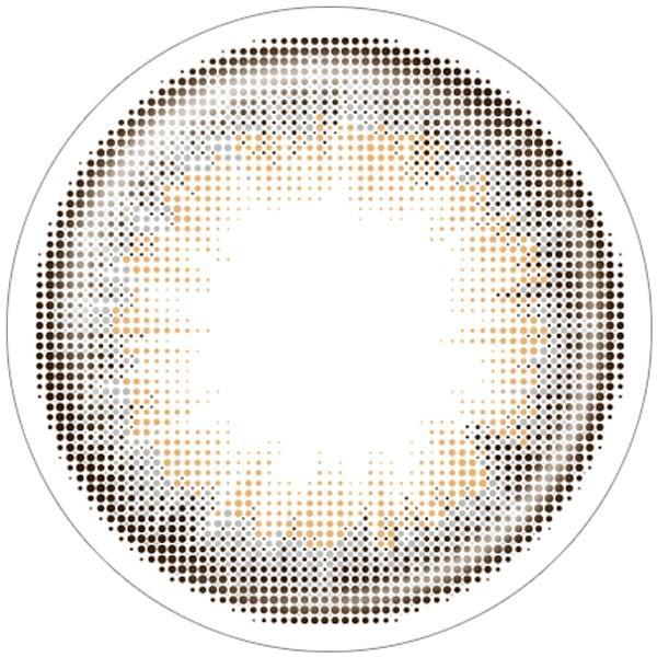 【クーポン利用で20%OFF】ラルムモイスチャーUV LARME(1箱10枚入り)( あすつく 送料無料 カラコン カラーコンタクト ワンデー モイスト カラコンワンデー ) queeneyes 13