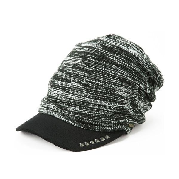セール 1000円 ニット帽 小顔効果や防寒対策に 帽子 レディース 大きいサイズ ニット帽 商品名 アクセントニットキャスケット|queenhead|19