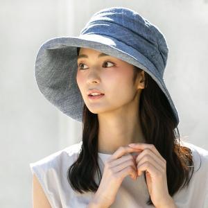 帽子 レディース UV 紫外線カット  大きいサイズ つば広 自転車 飛ばない あご紐着脱可能 紐付きエレガントUVハット 母の日 春 夏|クイーンヘッド QUEENHEAD