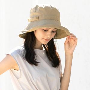 帽子 レディース UV あご紐付き ハット ブリーズフレンチハット2020 紫外線 大きいサイズ 紐付き 飛ばない 折りたたみ 母の日 春 夏|クイーンヘッド QUEENHEAD