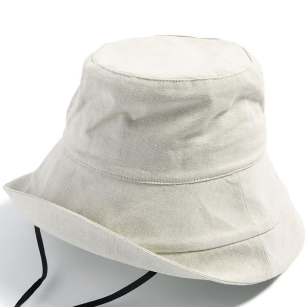 帽子 レディース 紫外線100%カット つば広 UVカット UV 大きいサイズ 紐付き麻ポリブリムハット 日よけ 折りたたみ 飛ばない 春 夏 母の日|queenhead|27